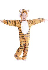 Disfraz Tigre Rayado para Bebé Talla M