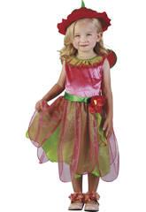 Kostüm Erdbeere Baby Größe S