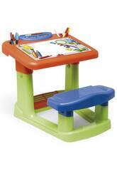 Mesa Escolar Extensível com Gaveta Chicos 51002