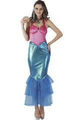 Costume Sirenetta Donna L