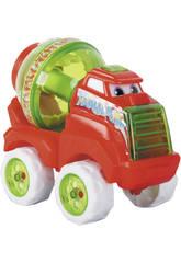 Camion Giocattolo Betoniera Bolle