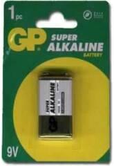Blister 1 pilas R9.V Alcalinas G.P
