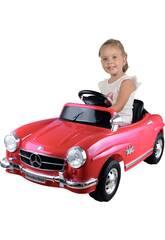 Voiture Mercedes Classique 6.V Radio Contrôle