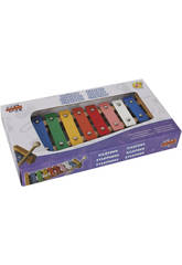 xylophone en bois 8 clefs