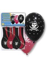 Palloncini Pirati 8 unità