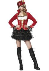 Disfraz Mujer L Pirata De Lujo