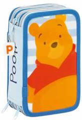 Plumier triple Pooh