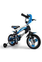 Fahrrad 12 Elite Blue 3 Jahre injusa 12001