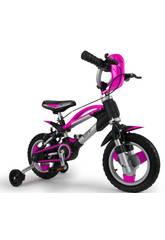 Bicicleta 12 Elite Girl