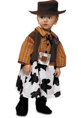 Disfraz Bebé M Kansas Girl
