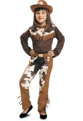Disfraz Niña S Vaquera