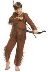 Costume Indiano Bimbo M