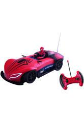 Radio Contrôle Spider Car Spiderman IMC Toys 551220