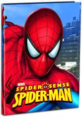 Cartellina Anelli Spiderman City