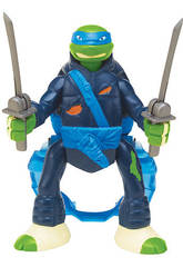 Tortues Ninja figurines Battle and Throw Giochi Preziosi 91620