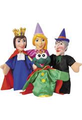 Marionnettes Contes Infantiles 4 pièces