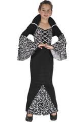 Kostüm Vampirin Mädchen Größe XL