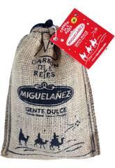 Carbone Zucchero Sacco 100 gr. Miguelañez 131190