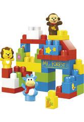 Blocks Animaux 50 pièces
