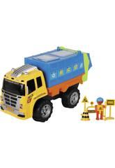 Camion Reprise Déchets 44cm. avec  Accessoires