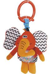 Peluche Baby miroire Éléphant