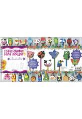 Livre Choses Sympas à Dessiner Susaeta Editions S3156001