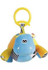 PEluche Baby Ballon Hipopotame