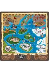 Puzzle Ève 9 pièces Île duTrésor