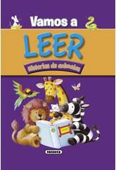 Vamos a leer ... (4 Libros) Susaeta Ediciones