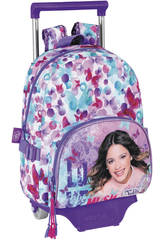 Sac à Dos et Trolley Violetta Butterflies