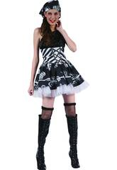 Disfraz Pirata Pañuelo Mujer Talla L