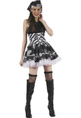 Disfraz Pirata Pañuelo Mujer Talla XL
