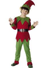Costume Elfo Bimbo M