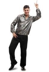 Déguisement Homme L Disco Boy