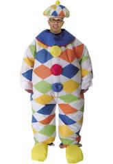 Déguisement Gonflable de Clown