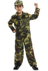 Déguisement Garçon S Soldat