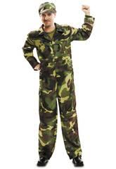 Disfraz Hombre S Soldado