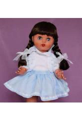 Celeste Rock und weiß und hellblau Rebecca Set