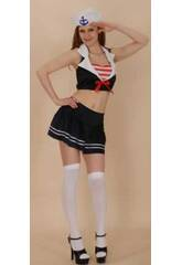 Déguisement Marine Femme Taille XL