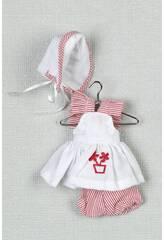 Mini Vestido Blanco Capota