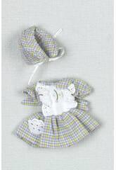 Mini Vestido Vichy Cuadros