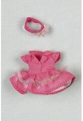 Mini Vestido Fresita
