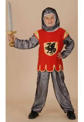Disfraz Caballero del Dragon Niño Talla L
