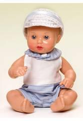 Mini Juanin Bebé Fatinho Marinheiro com Gorro