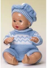 Mini Juanin Baby Strampelanzug Punto Volant
