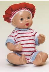 Mini Juanin Bebé Pelele Punto Rayas Rojas