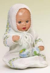 Mini Juanin Bebé Fato Ponto