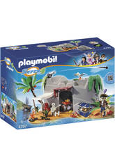 Playmobil Caverne des Pirates