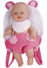 Bébé et son sac porte-bébé