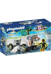 Playmobil Camaleon com Gene